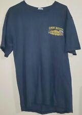 Jimmy Buffett 2002 Far Side Of The World Faded Blue Tour Concert T-Shirt Size L