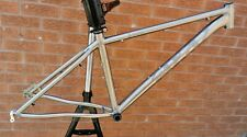 "VGC Lynskey made Cotic Soda Titanium mountain bike MTB frame 16""  no Soul BFE"