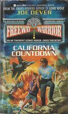 California Countdown (Freeway Warrior, Book 4) by Joe Dever