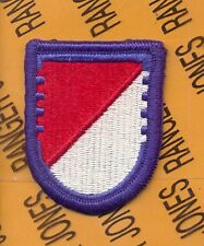 US Army 5th Sq 73rd Cavalry Regiment Airborne beret flash patch m/e