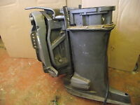 Mercury/Mariner outboard motor midsection with H/D PTT 45/50/60/70 HP Used. GWO
