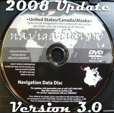 2007-2010 GMC Yukon Denali XL Sierra 1500 2500 Truck Hybrid Navigation DVD 3.00