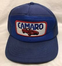 Vintage w/ KMart Tag Chevy Camaro Patch Foam Snapback Hat Young An
