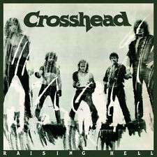 CROSSHEAD - Raising Hell (NEW*BEL 80's HEAVY/SPEED METAL KILLER*EXCITER*ATLAIN)