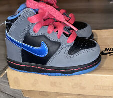 Nike Dunk High Boys/Girls TD UK5 EU21.5 US5.5C
