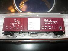 Fox Valley Models N scale 8006-4 FMC 5347 boxcar Bath & Hammondsport #25155