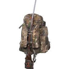 Hunting Camo Backpack Rifle Gun Bow Hiking Hunt Camp Camping Trail Pack Rucksack