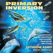 The Saga of the Skolian Empire: Primary Inversion by Catherine Asaro (2013, CD,