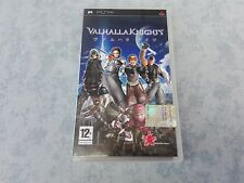 VALHALLA KNIGHTS per SONY PLAYSTATION PSP - PAL ITALIANO - COMPLETO COME NUOVO