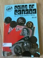 Coins of Canada by Haxby and Willey - 5th Fifth Edition 1984