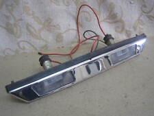 NOS LUCAS L766 NUMBER PLATE LIGHT LAMP TRIUMPH TR6 STAG GT6 SPITFIRE