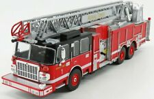 IXO 1/43 Smeal 105' Aerial Ladder Fire Truck Engine Replica TOWER 1  TRF014