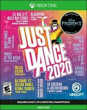 Just Dance 2020 Microsoft XBOX ONE Video Game - NEW & Sealed
