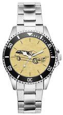 Kiesenberg Uhr 6213 Geschenk Artikel für BMW 3er E36 Touring Fans und Fahrer