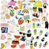 Lovely Cartoon Enamel Lapel Badge Collar Pin Corsage jeans Brooch Jewelry Lot