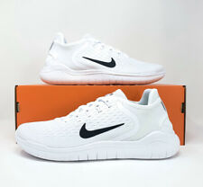 Nike Free RN 2018 'White Black' Men's Running Shoe 942836-100