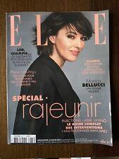 ELLE MAGAZINE Nº 3867 31 JANV 2020 SPÉCIAL RAJEUNIR COVER MONICA BELLUCCI