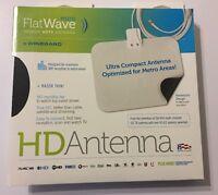 Mini Flatwave Indoor HDTV Antenna By Winegard FL4000