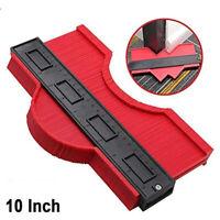 10 Inch Contour Gauge Set Shape Profile Metal Tiles Tiling Carpet Wood Skirting