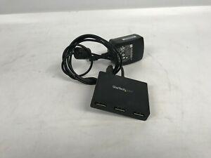 StarTech.com 3 Port Mini DisplayPort MST Hub - 4K 60Hz - Mini DP to DisplayPort