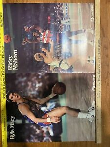 Converse 1980's   Bird, Dr J, Macy, Mahorn, Magic, Isiah Very Good Condition,