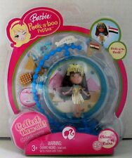Barbie Peek-a-boo Petites Girls of the World Collection - 45 Chione of Cairo D..