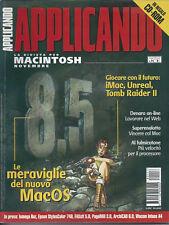 APPLICANDO LA RIVISTA PER MACINTOSH APPLE n.157 NOVEMBRE 1998