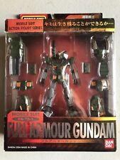 Bandai RX-78 Gundam Full Armor  Action Figure Msia Gold Funnel Lot