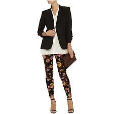 ELIZABETH AND JAMES Lohmann Floral Print Pants Size 2 NWT $325