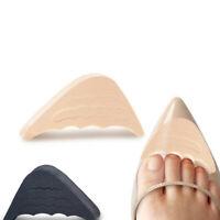 1Pair High Heel Half Forefoot Insert Toe Plug Shoes Toe Front Filler Non-sli md