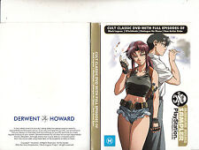 Madman Anime:Sampler-Cult Classic DVD With 4 Full Episodes-Animated Madmen-DVD