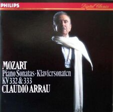 Mozart Piano Sonatas KV 332 and 333 Claudio Arrau