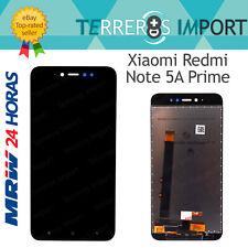 "Pantalla Completa LCD Original para Xiaomi Redmi Note 5A Prime Negro 5,5"""