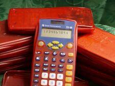 Lot Of Ten (10) Texas Instruments Ti-10 Elementary Kids Calculators, Ships Free