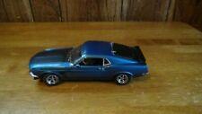 1969 ford mustang boss 302 ltd. ed. scale 1:24 danbury mint