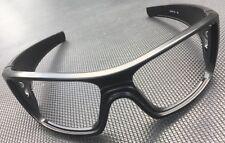 2734e2a26e Oakley Batwolf MATTE BLACK frame w   CARBON FIBRE ICONS brand new 009101-04