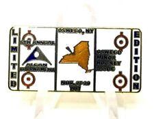 Oswego Minor Hockey Assoc 6 Annual Alcan Tournament Oswego NY Nov 27-29 1987 B11