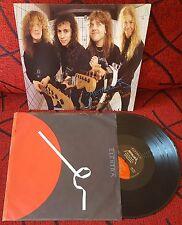 METALLICA *The $5.98 E.P. - Garage Days Re-Revisited* ORIGINAL 1987 USA w/INSERT