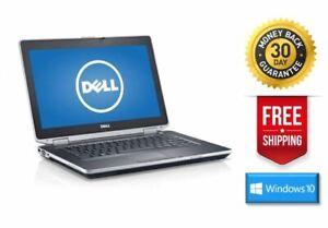 """Dell Latitude E6430 14"""" i7-3740QM 2.70GHz 8GB RAM 500GB HDD Win 10 Pro"""