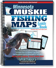 Minnesota Muskie Fishing Map Guide | 2016 Edition - Sportsman's Connection