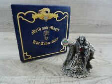 More details for myth & magic 3063 the moon wizard display figurine ornament tudor mint