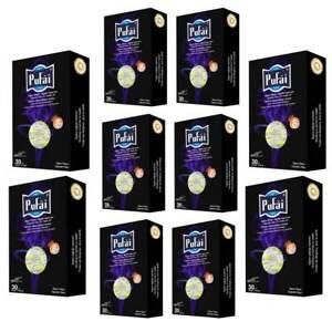 Pufai Disposable Tar Block Cigarette Filter Regular 8mm 300 Pieces 10 Boxes Dark