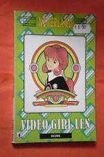VIDEO GIRL AI - 1°serie- N°19- DI:MASAKU KATSURA- collana neverland- STAR COMICS