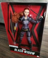 Barbie Black Widow Doll Limited Edition Signature 2020 Marvel IN HAND SHIPS NOW!