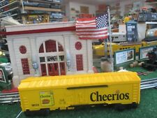 LIONEL MODERN ERA  9832 CHEERIOS BILLBOARD REEFER  #2  NIOB VERY SHARP 1982