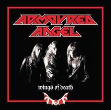 "Armoured Angel - Wings Of Death (NEW 12"" VINYL EP)"