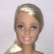 """GORGEOUS 11.5/"""" CONTEMPORARY BARBIE DOLL 10 JOINT POSE-ABLE BLONDE HAIR 3D EYES"""