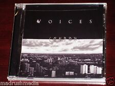 Voices: London CD 2014 2015 Akercocke Candlelight USA Records CDL606CD NEW