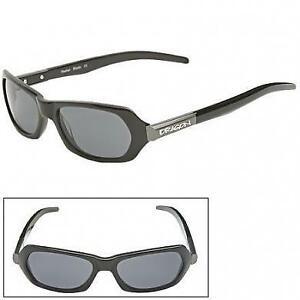 Dragon Radial Sunglasses - 720-1179 Jet / Grey Polarised Lens 'LAST 2 PAIRS'