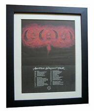 MOTORHEAD+Another Perfect Day+POSTER+AD+ORIGINAL 1983+FRAMED+FAST GLOBAL SHIP
